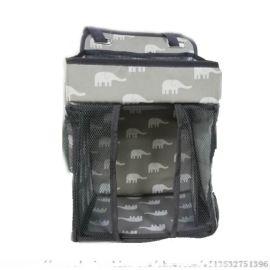 多功能**挂袋背袋**用品收纳袋童车奶瓶尿不湿挂包