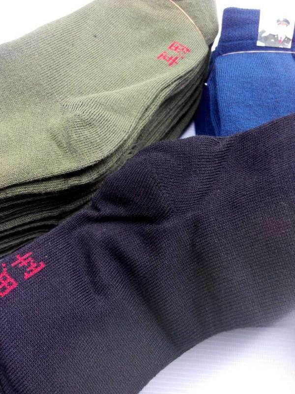 军袜纯棉军色袜10元四双模式地摊江湖产品批发