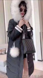 法国**品牌大山2019冬季女装 年轻时尚 广州