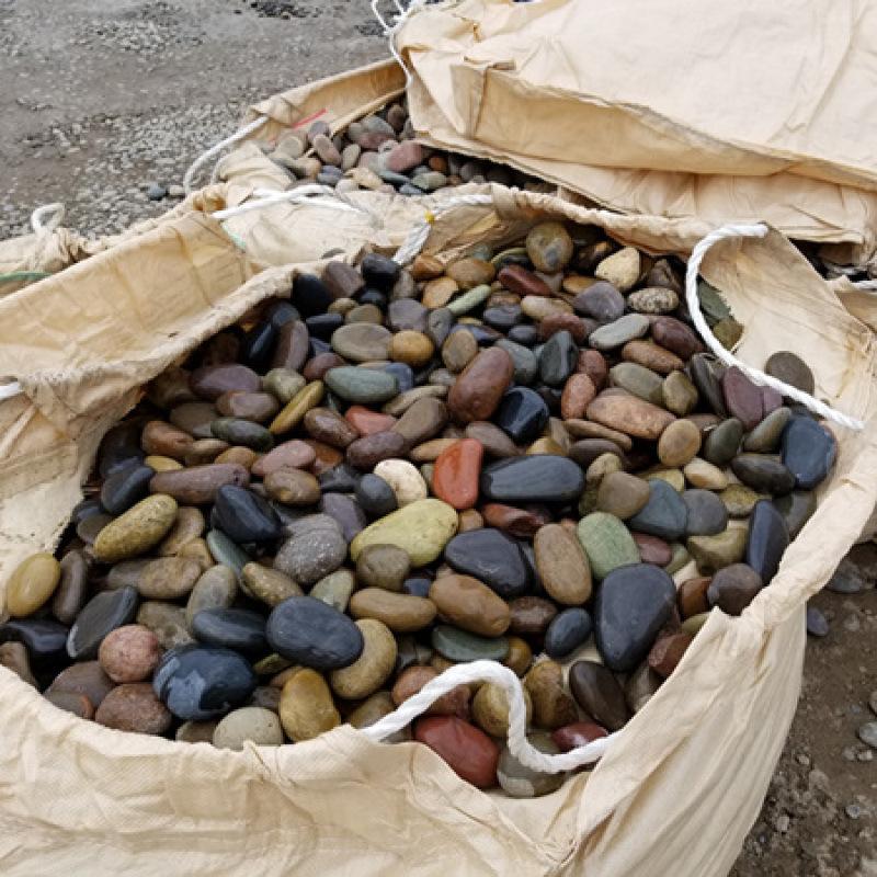卵石滤料价格_水处理鹅卵石滤料厂家_重庆荣顺生产。