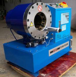 6层液压高压管扣压机 2寸啤油管机