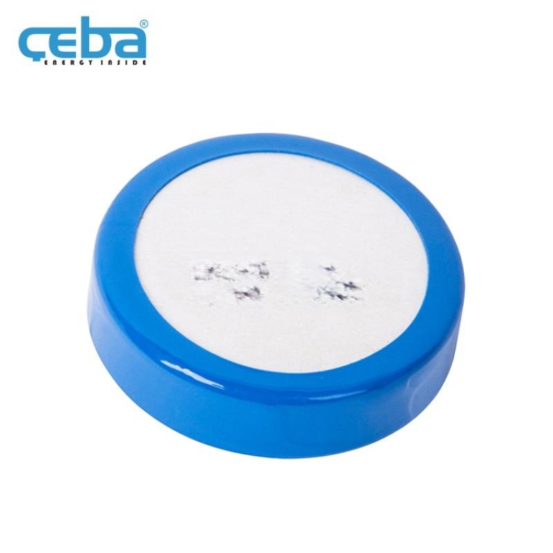 ER2450锂亚硫酰氯干电池3.6V智能水电表电池