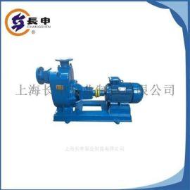 ZW型自吸排污泵污水泵