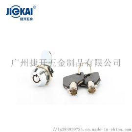 捷开:JK364新款信箱锁,机箱锁,锌合金材质镀铬