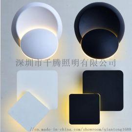 室内室外防水酒店大堂床头壁灯可调节360度墙壁灯
