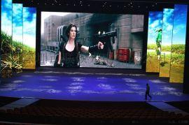 宴會廳LED大螢幕,P  螢幕,舞臺背景電子螢幕