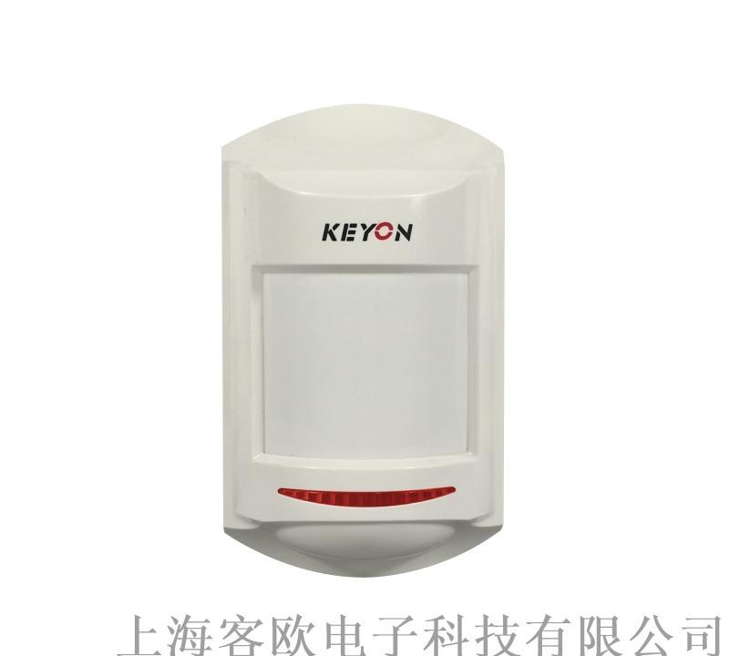 室内防入侵无线红外探测器