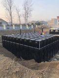 四川地區大型地埋式消防水箱一體化泵站