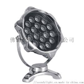 LED水底灯广场公园水池七彩水底灯定做厂家