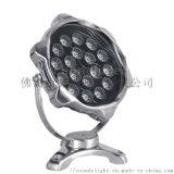 優質LED水底燈廣場公園水池七彩水底燈定做廠家