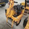 手扶式小型壓路機座駕式汽油柴油振動單雙鋼輪壓實土機