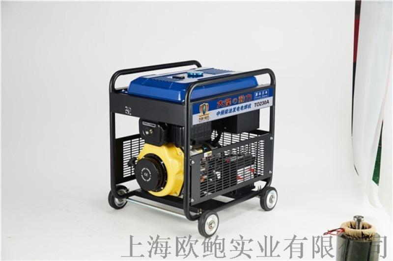大澤動力230A柴油發電電焊機TO230A