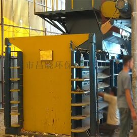 半自动液压打包机 昌晓机械 塑料打包机