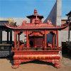 昌东大型铸铁寺庙香炉,生产长方形铸铁香炉厂家定做