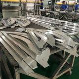 扇子形雕花造型铝单板 金箍圈雕花镂空铝单板