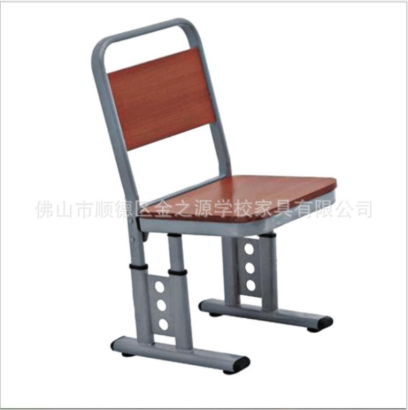 厂家直销善学学校课桌椅,双立柱升降坚固耐用学习桌椅