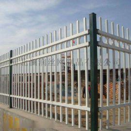 杭州小区围墙防护铁栅栏 公园锌钢护栏