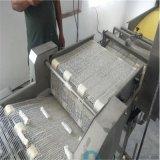 自动化脆皮芝士上浆机 直销脆皮芝士裹糠机