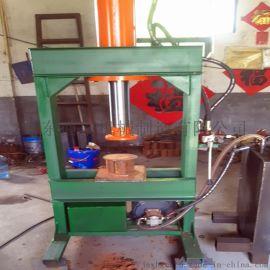 电动车拆解油压机,小型龙门式电机拆解油压机