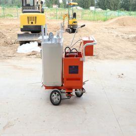 道路冷喷划线机 手推式小型热熔划线机