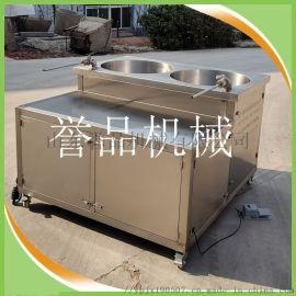 马肠驴肠加工成套设备绞肉机 拌馅机 灌肠机 烟熏炉