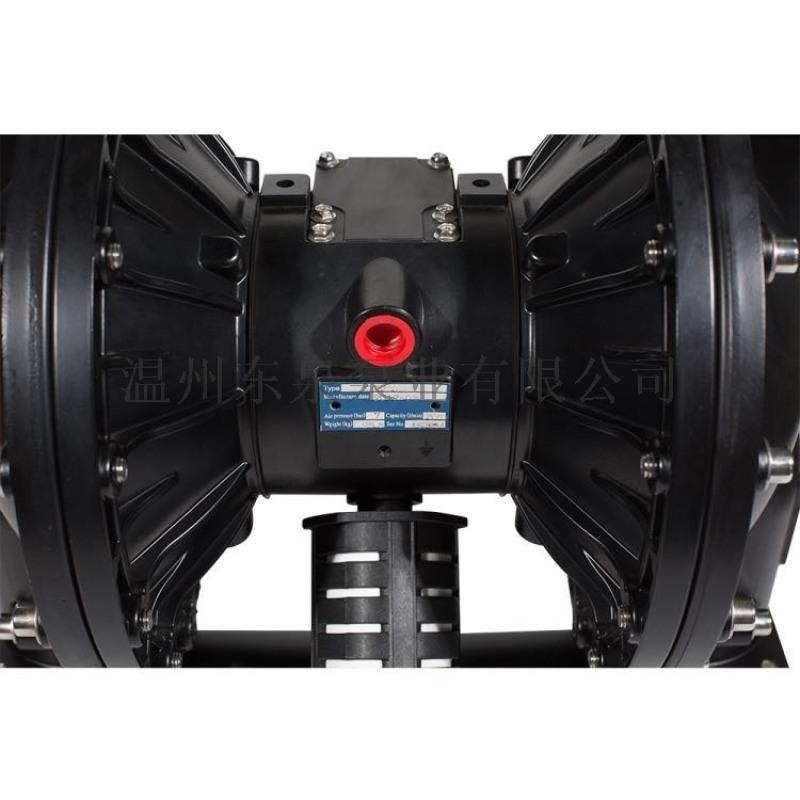 铸铁QBY气动隔膜泵