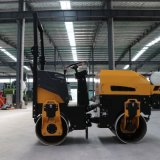 供应小型座驾压路机 双钢轮2吨座驾压路机厂家