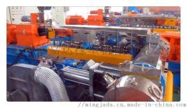 PVC弹性体电缆料造粒机(规格)