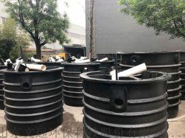 广西塑料净化槽厂家,南宁生物菌循环利用污水处理设备