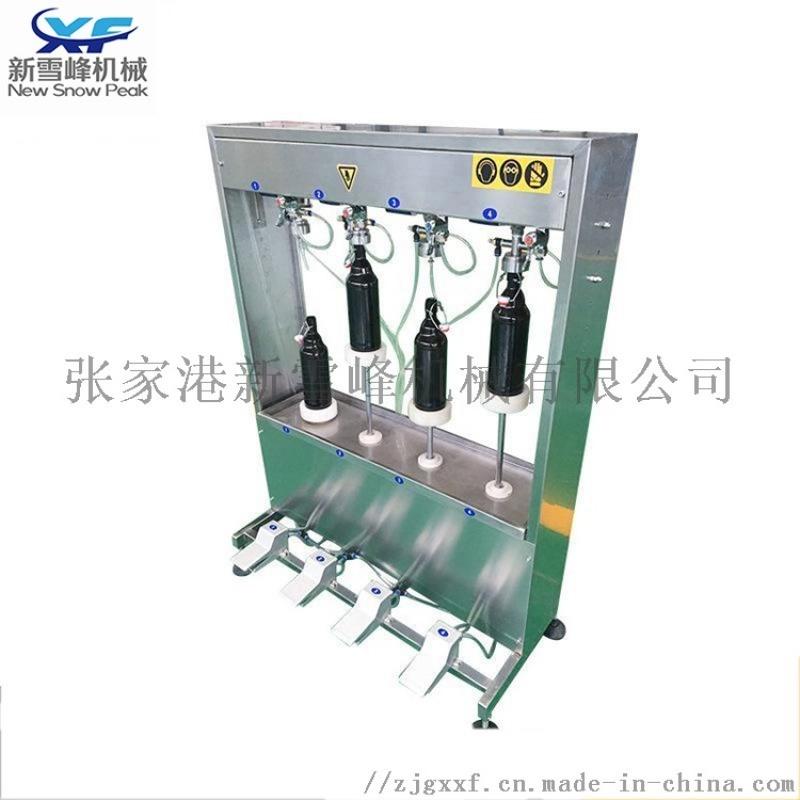 啤酒灌裝機 全自動液體灌裝機 二合一灌裝