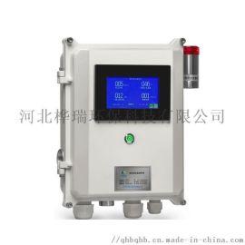 储煤棚粉尘检测仪,一氧化碳监控仪、堆煤温度监测仪