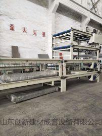 山东自动化轻质防火板生产机器