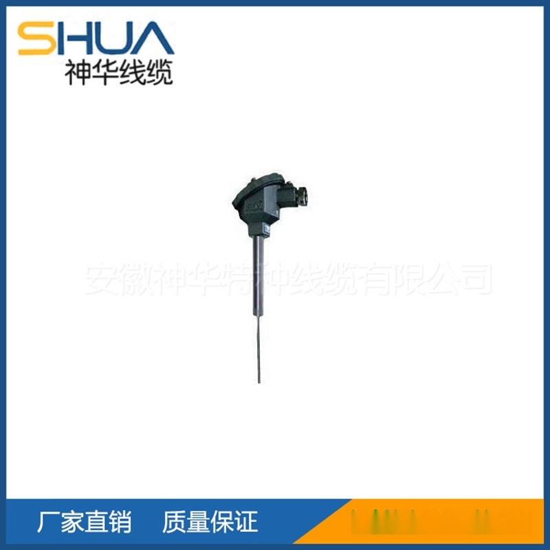 神華廠家直銷直形管接頭式熱電阻熱電偶