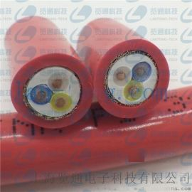 cclink聚氨酯拖链高柔性总线电缆CC-Link