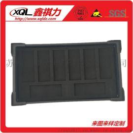 中空板周转箱汽车零部件周转防护塑料围板箱