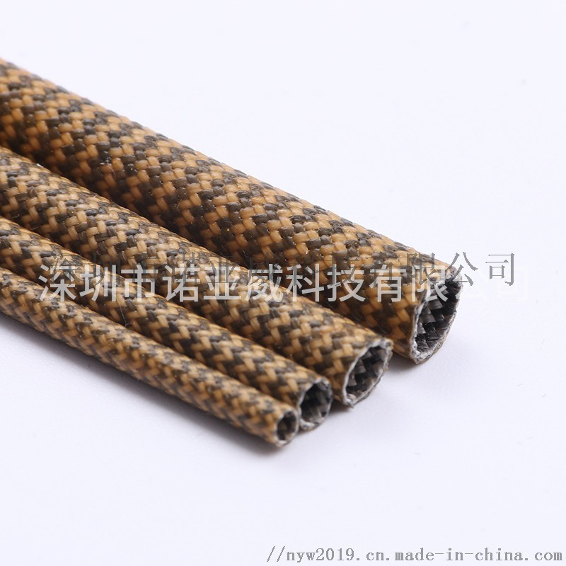 供应耐高温耐纤维管 7kv绝缘套管