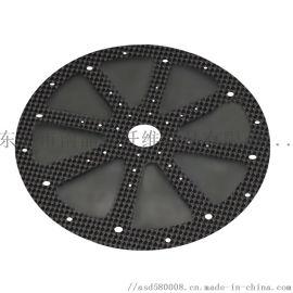 厂家定制碳纤维板通用碳纤维板CNC加工