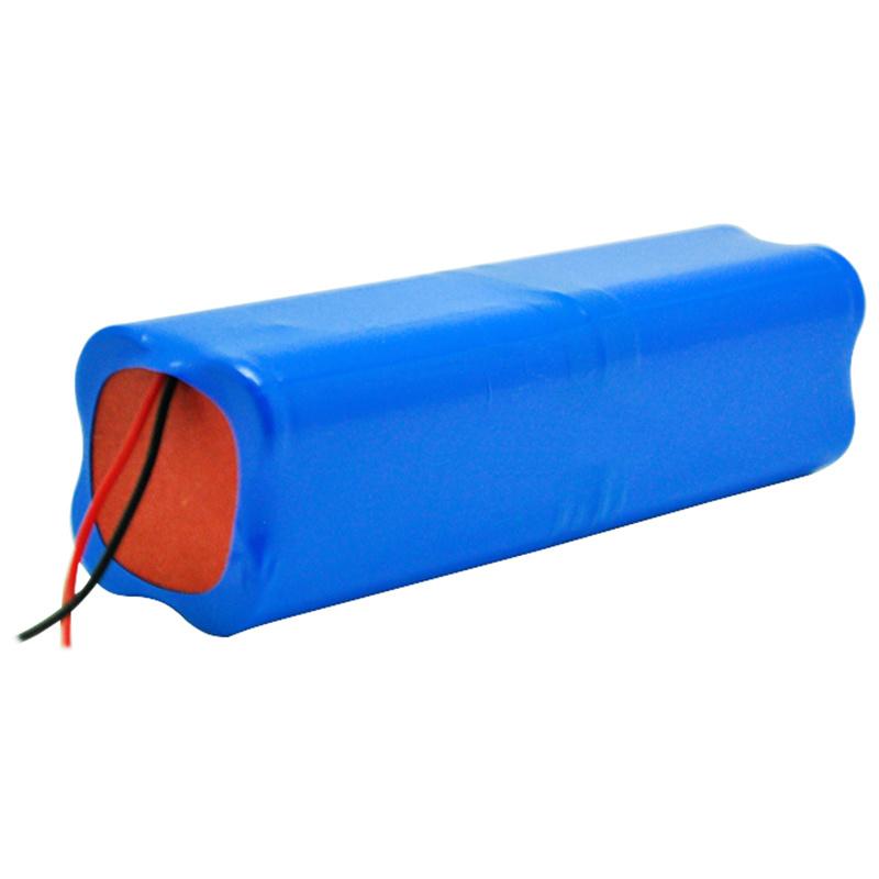 14.8V家电医疗设备四串两并18650锂电池组