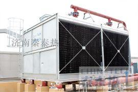 济南秦泰热工开式冷却塔的制冷系统运行方式情况说明