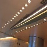 廠家供應玻璃擋煙垂壁夾絲防火玻璃 擋煙垂壁夾絲防火玻璃 生產定製夾絲防火玻璃