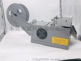 高效率尼龙波纹管烫剪机 编织套管割管机长度准
