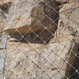 gps2型边坡钢绳网 山体滑坡主动边坡防护网