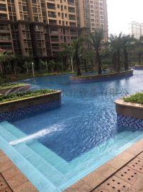 清远泳池水处理设备供应与安装厂家、钢结构游泳池