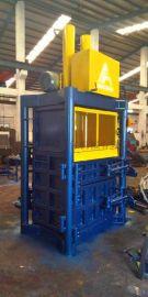 东莞手动打包机 立式液压废纸打包机厂家定制