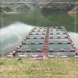 【星鑫渔网】生态养鱼网箱 养鱼设备 养殖设备 网箱