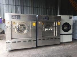 不锈钢滚筒全自动洗脱机 大型工业洗脱机