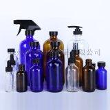 洗手液瓶玻璃噴霧瓶波士頓瓶按壓瓶精油瓶