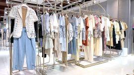 时尚女装米祖品牌女装拿货渠道 乐町实体直播货源