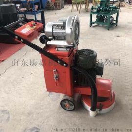 手推式打磨机 混凝土路面打磨机 环氧地坪打磨机厂家