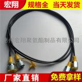 HF测压软管 纤维增强压力表测压管线